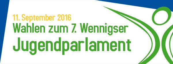 Wahlen zum 7. Wennigser Jugendparlament: Aufruf zur Kandidatur