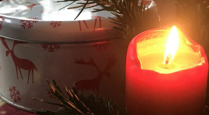 Frohe Weihnachten und bis zum nächsten Jahr!