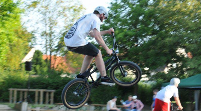 1. Planungsworkshop zur Skate- und BMX-Anlage am Bröhnweg