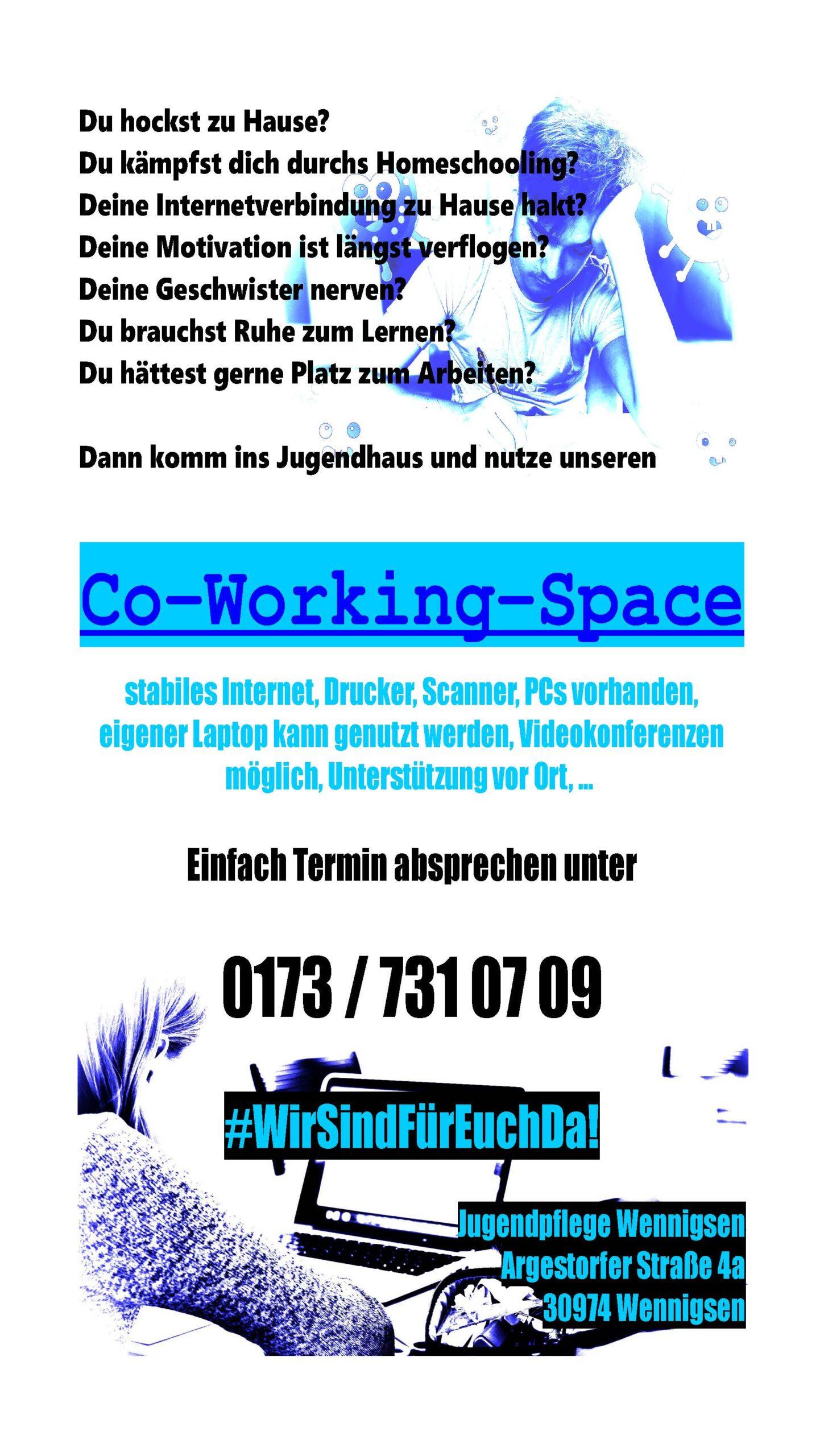 Coworking Space startet